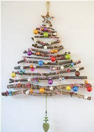 Bildresultat för julgran av pinnar