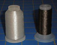 Great tutorial on how to quilt with clear (monofilament) thread!