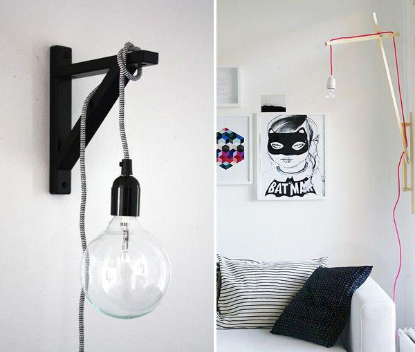 DIY – Lampinspiration ‹ Dansk inredning och design