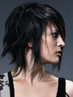 pictures of medium length hair styles 1000 ideas about funky medium haircuts on 3299 | 0ca3299ce889d0deb310b7bf3fe0eb43