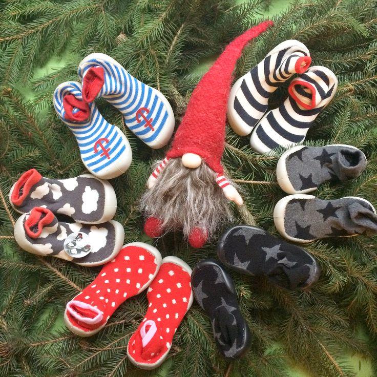 Collégien kid's slippers - Lillahopp