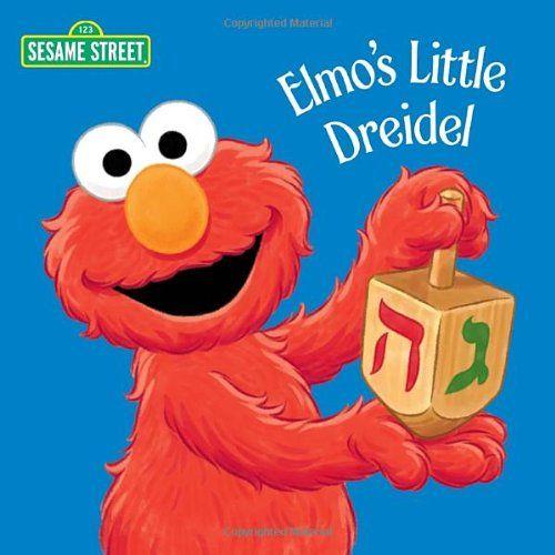 Elmo's Little Dreidel (Sesame Street (Random House)): Amazon.co.uk: Naomi Kleinberg: 9780375873966: Books