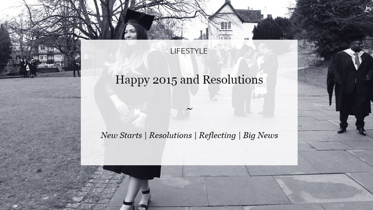 Happy 2015 and Resolutions | Courtney Says What  #blog #blogideas #resolutions #newyear