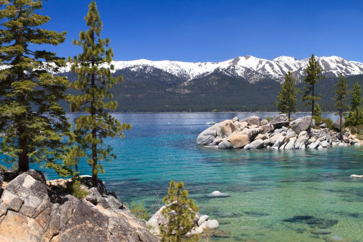 Sierra Nevada, Lake Tahoe