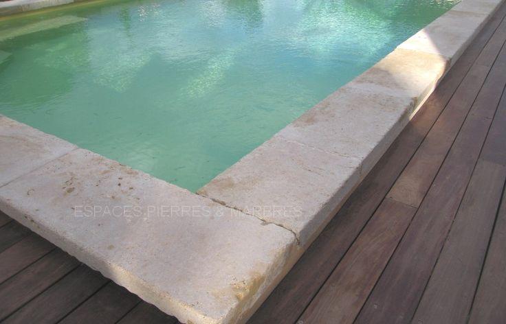 dallage et margelle ambiance provence espaces pierres marbres piscine pinterest. Black Bedroom Furniture Sets. Home Design Ideas