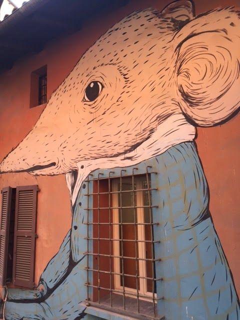 Street Art, czyli dlaczego to lubimy / Street Art – why we like it