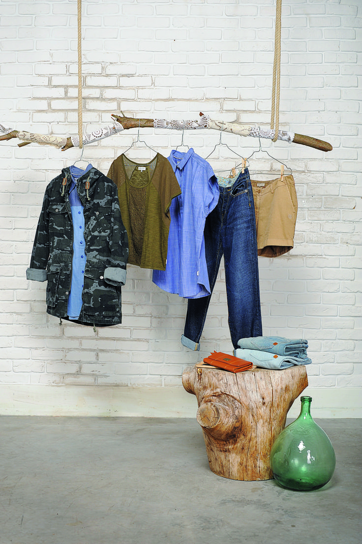 Best 25 Denim Display Ideas On Pinterest Fabric Display