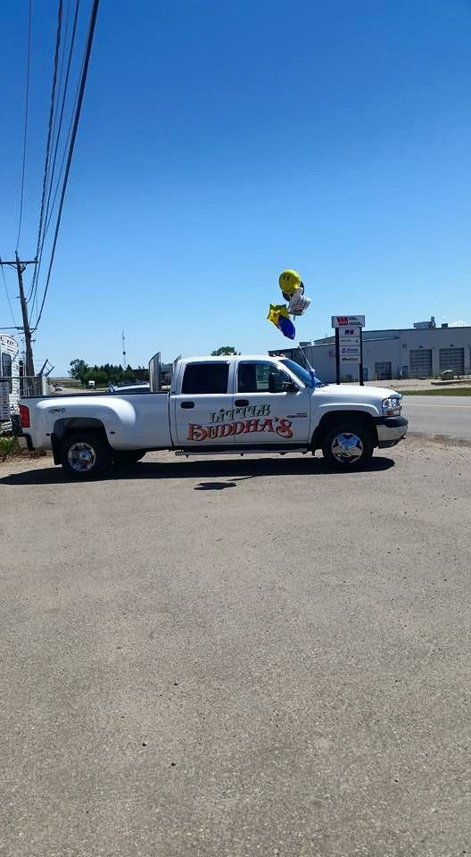 Our very own Performance Shop Truck!! 2001 GMC Diesel