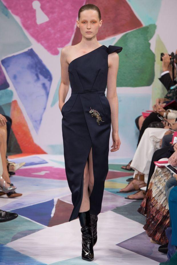 Образ дня: Рене Зеллвегер в Schiaparelli Couture | Vogue Ukraine
