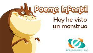 Resultado de imagen para poemas cortos para niños