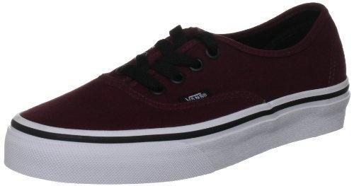 Vans Authentic VQER5U8 - Zapatillas de deporte de tela unisex, color rojo, talla 38 de Vans, http://www.amazon.es/dp/B006GX0EVU/ref=cm_sw_r_pi_dp_ajyfrb0DFEJMS