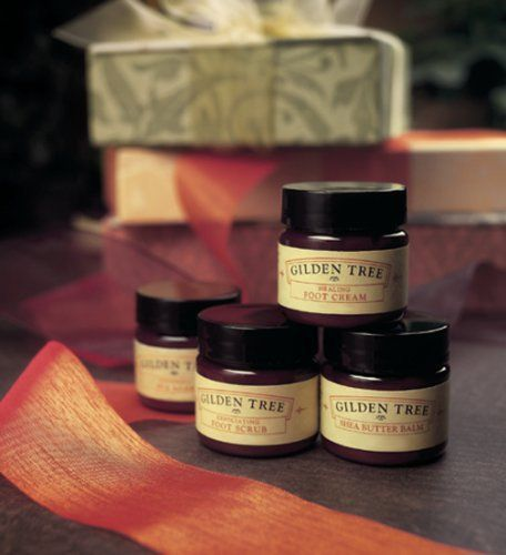 Softening Spa Soaks by Gilden Tree. $4.00. Scented with Kiran Forest, an intoxicating blend of fresh, green botanicals.. One ounce of soaks luxuriously soften, condition and revitalize feet.. The perfect amount of soaks for one footbath!. Does not contain soap, so it's never drying.. Epsom Salts and Sea Salts help draw toxins from the body, especially after energy work.. The benefits of soaking feet relaxation and stress reduction are well-known. Using these soaks help...