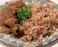 Niki's Kitchen 英語料理教室 モロッコ料理教室マリカ先生の一足早いモロッコの春と「ごはん」に合うタジン料理