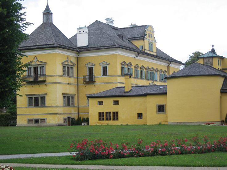 Castelo de Hellbrunn
