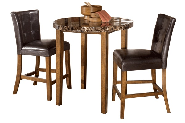 Dark Wood Finish Modern Dining Room W Optional Items: Best 25+ Ashley Furniture Dining Images On Pinterest