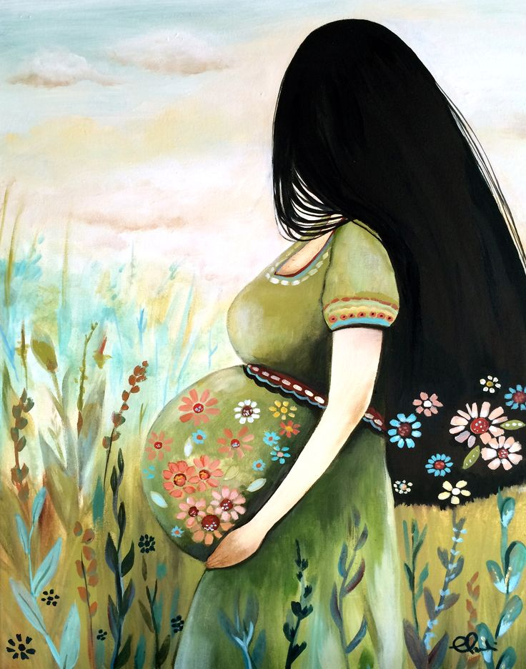 Motherhood...a calling.<3 | Created by Claudia Tremblay.