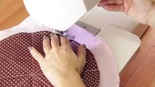 Patchwork Ao Vivo: bolsinha porta-joias | Cantinho do Video Costura em Roupas