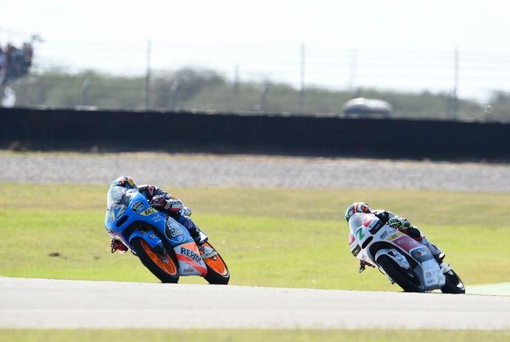 Alex Marquez, Argentinian Moto3 Race 2014