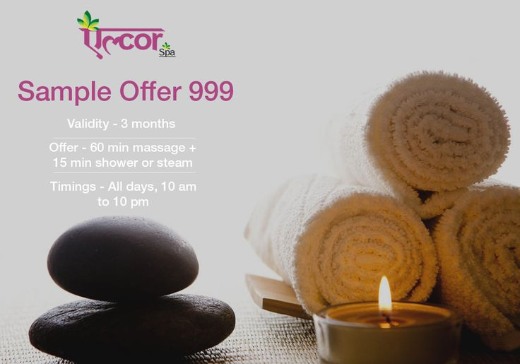 INAUGURAL OFFER!!! Enjoy a Massage with shower or steam at a reasonable cost.. Avail Now: http://www.alcorspa.in/inaugural-offer.php Appointments: 9555 710 710 or Visit: http://www.alcorspa.in/book-appointment.html