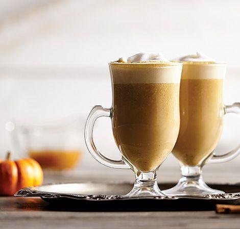 Pumpkin Latté | Vitamix