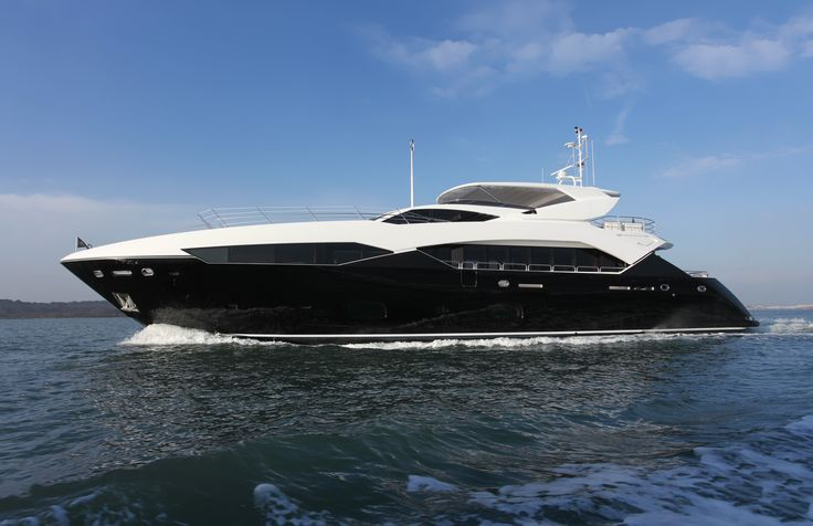 Sunseeker 115 Sport Yacht, one of the best looking boats in our range! Absolutely stunning and available now!