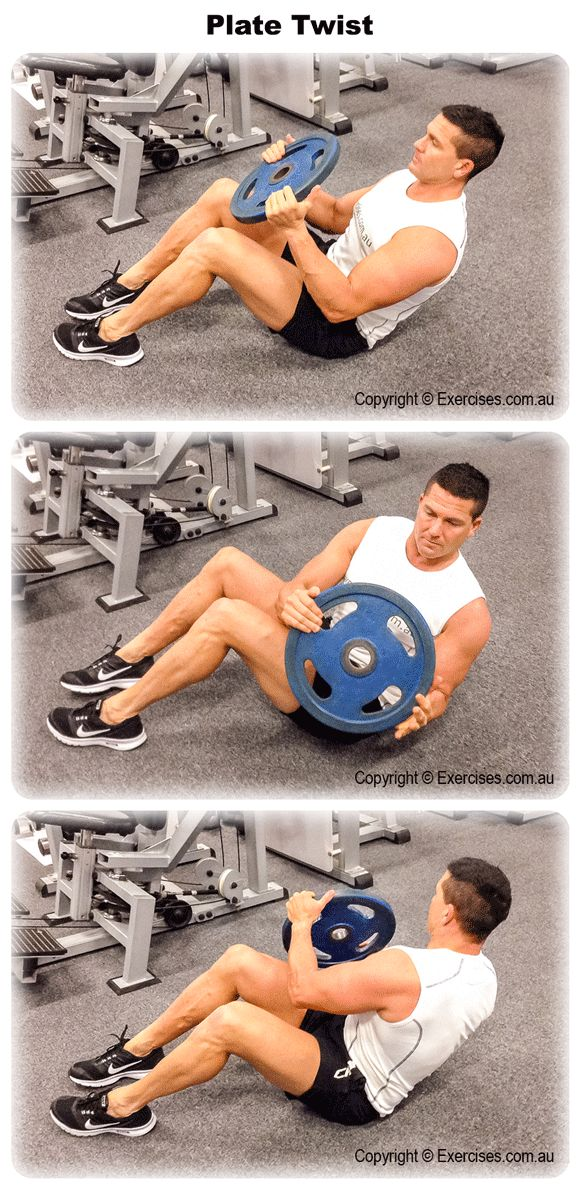 13 best New July Ab Workout images on Pinterest ...