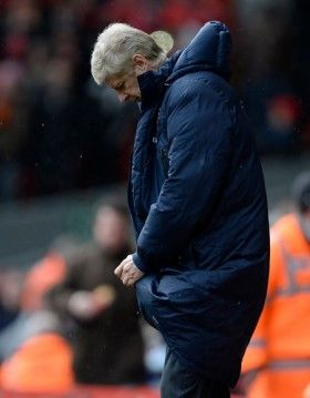 Arsenal vs. Manchester United: Wenger Expects Gunners to Respond from Defeat; Schedule and Live Streaming Information