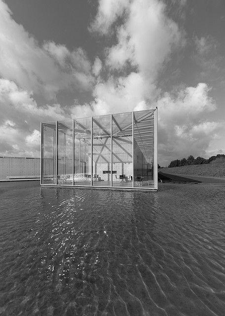 Tadao Ando, Langen Foundation
