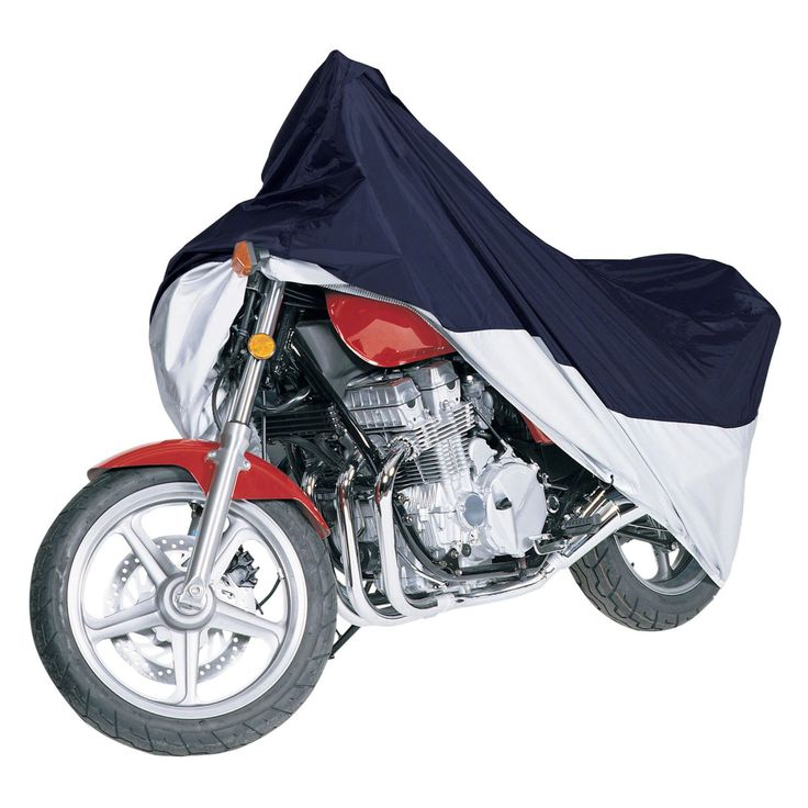 Classic Accessories Motorcycle Cover - 65-005-033501-00