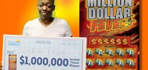 Craving for chicken wings leads to $1 million lottery jackpot