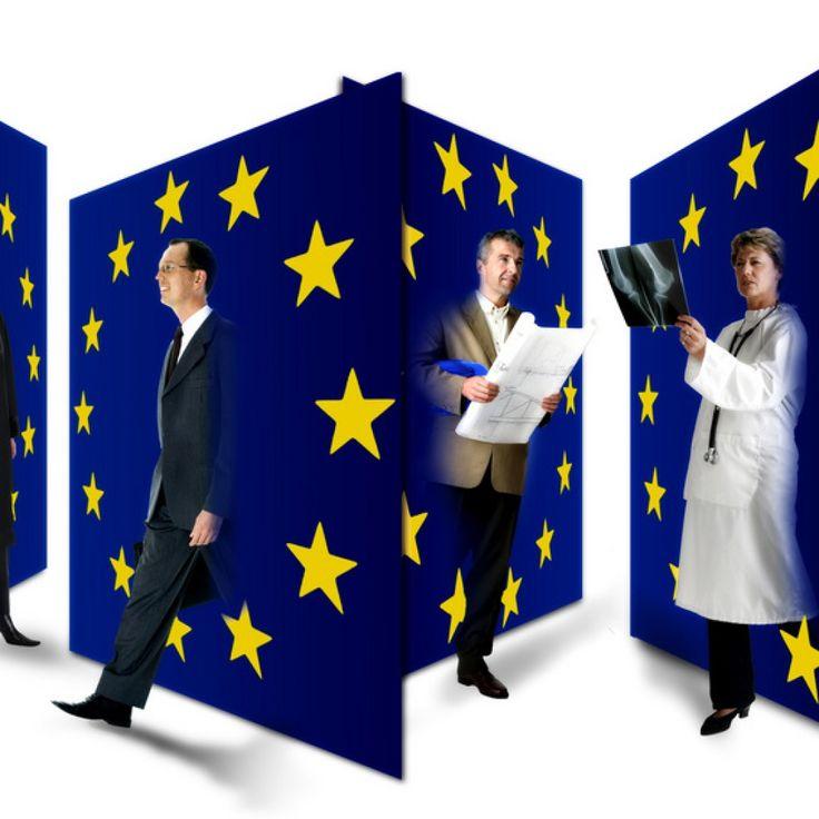 """Cómo obtener la """"tarjeta"""" profesional europea"""