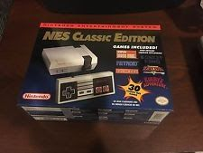 Nintendo Entertainment System NES Classic Edition Console Brand New