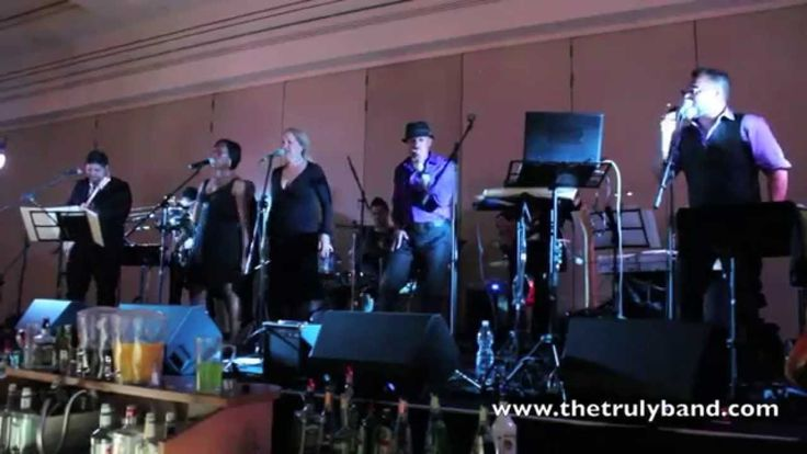 Toronto Corporate Event Band - Italian Wedding Band - The Truly Band wit...