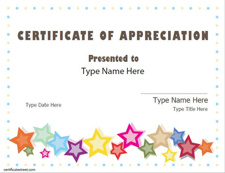 34 best Sports Certificates Awards images on Pinterest Sleep - certificate of appreciation words