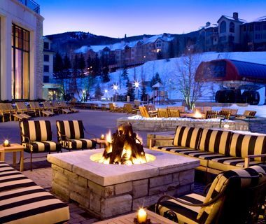 Park Hyatt Beaver Creek Resort & Spa, Beaver Creek, CO www.luxurymountainvacationrentals.com
