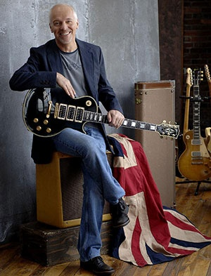 Peter Frampton - loved Peter back in the day and glad to see he is marvelous and so is his music still - hugs Peter !