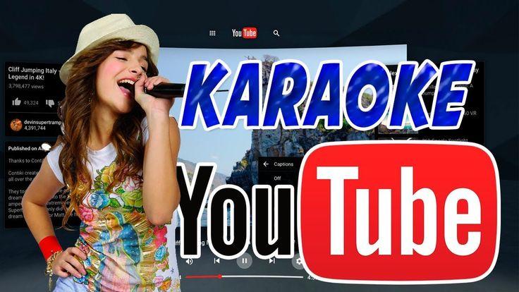 Convertir Canciones a Karaoke Desde YOUTUBE Sin Programas GRATIS 2017 -L...