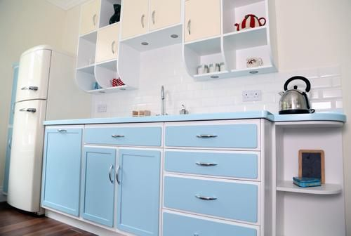 Arundell Kitchen - The Retro Kitchen Company