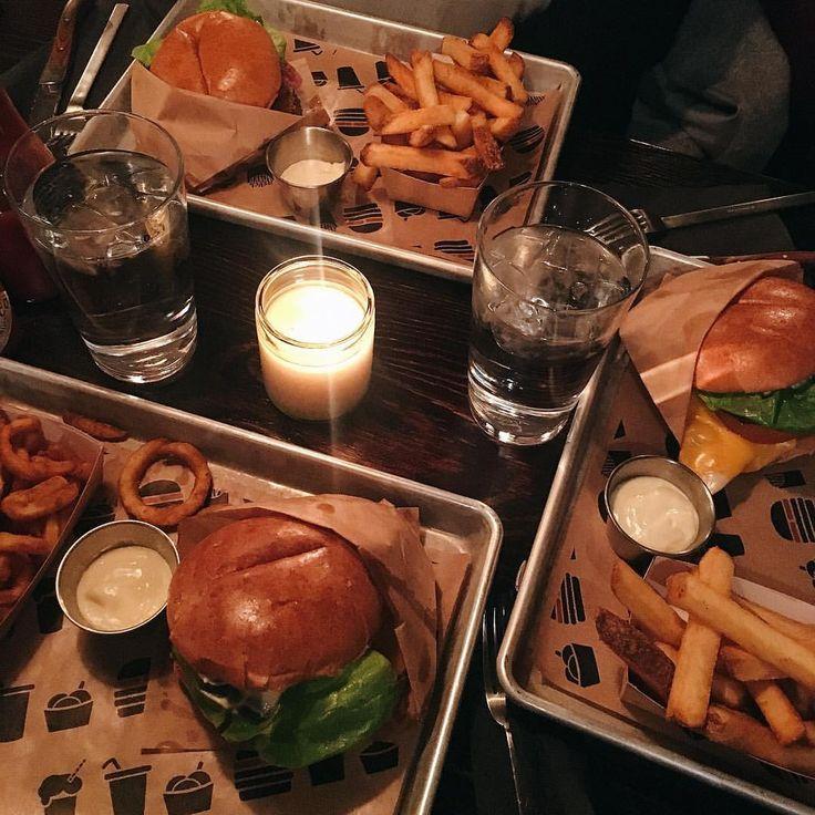Grillen burger bar