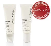 Satin Lips® Set (Balm and Mask) Buff away dry skin with Satin Lips® Lip Mask, then moisturize with Satin Lips® Lip Balm to keep lips soft. A great value. www.marykay.ca/brendarobert
