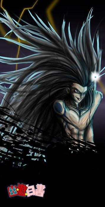 49 best yu yu hakusho images on pinterest hiei anime for Yusuke demon