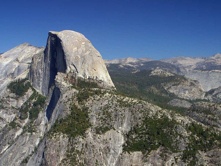 Half Dome, Yosemite, CA, U.S.