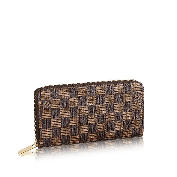 Discover Louis Vuitton Zippy Wallet via Louis Vuitton