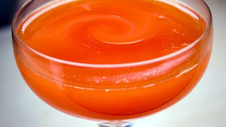 Screwdriver cocktail, cocktail con vodka e succo di arancia, cocktail semplici