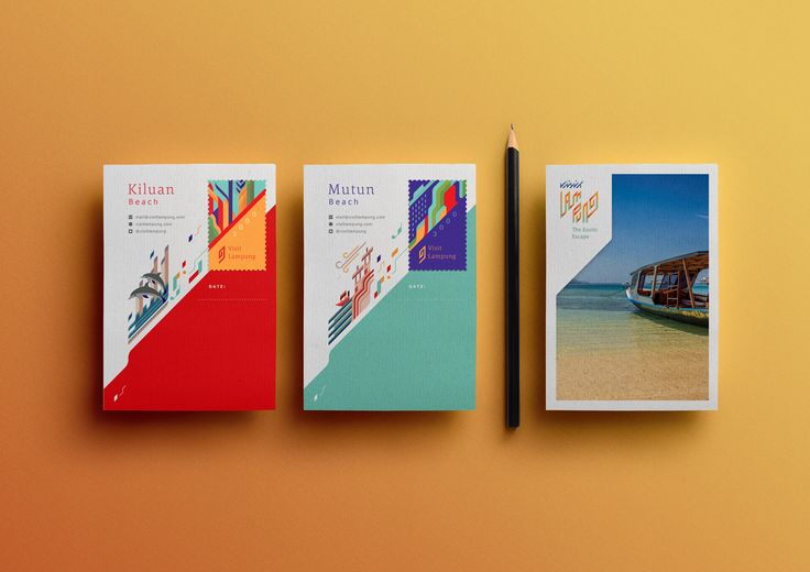 Visit Lampung - The Exotic Escape on Behance