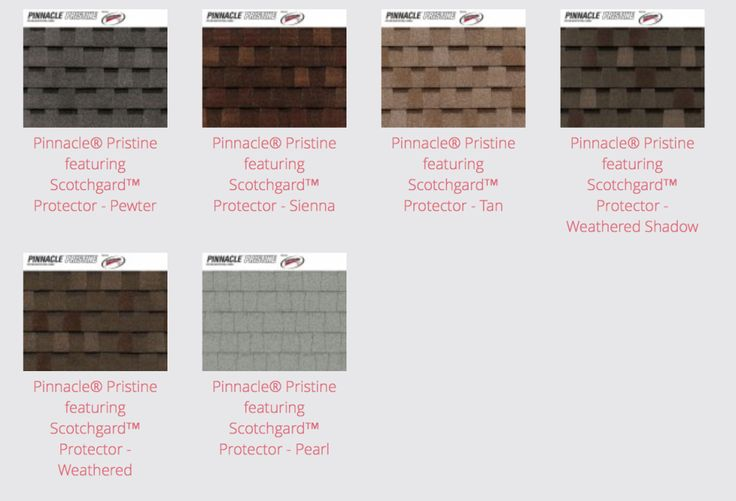25 Best Pinnacle 174 Roofing Shingles Images On Pinterest