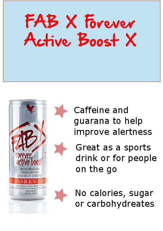 FAB X is a refreshing and calorie free way to stay energised and alert all day - perfect for people such as students and office workers, who are mentally active and want to maintain  their energy and concentration levels throughout the day. It's  also a great drink for those involved in sports and exercise.