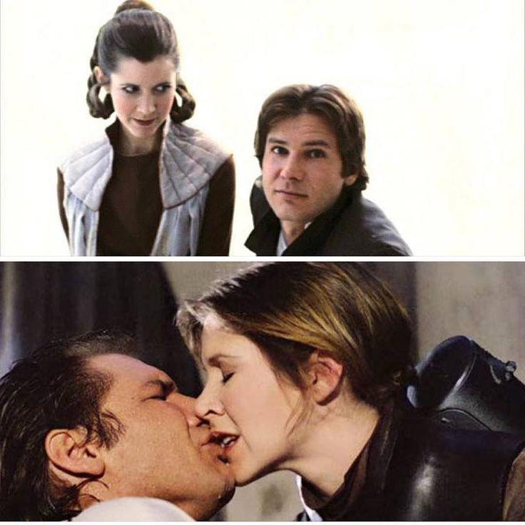 """""""Como eu poderia pedir que um homem daqueles ficasse feliz com alguém como eu?"""" Tenho tanta pena da Carrie Fisher... a baixa autoestima dela é assustadora tanto que não sei se tenho coragem de ler esta biografia que ela lança. :( Entenda:  Quando tinha 19 anos ela teve um caso com Harrison Ford então casado e com 33 anos enquanto os dois filmavam o primeiro longa da franquia Star Wars Guerra nas Estrelas (1977). Foi tão intenso disse Carrie à revista People que vai publicar na edição desta…"""