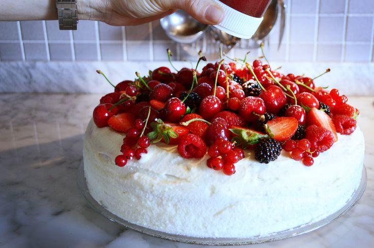 Nuove idee per una torta decorata alla frutta - Tweedot blog magazine