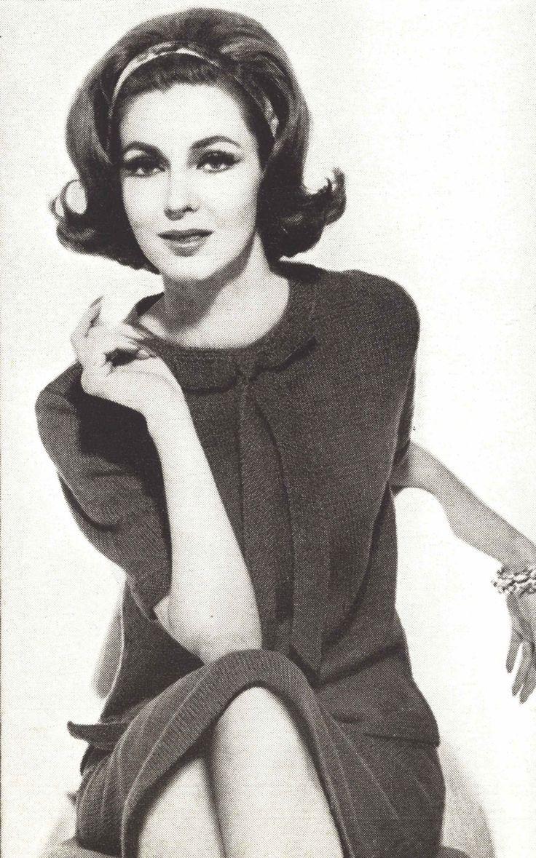 781 best FASHION KNITS images on Pinterest | Vintage fashion ...